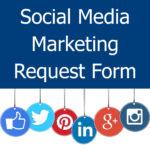 Social Media Marketing Request Tab
